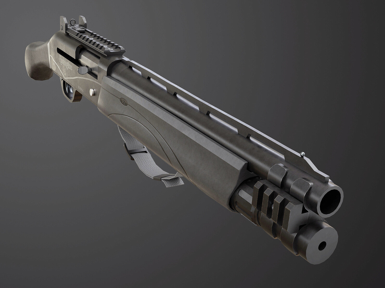 Gökhan Öz - Remington V3 Tac-13