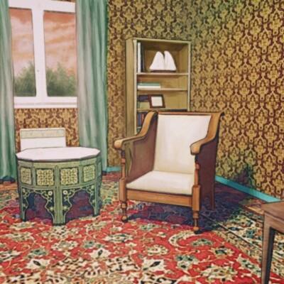 Fortunus games livingroom