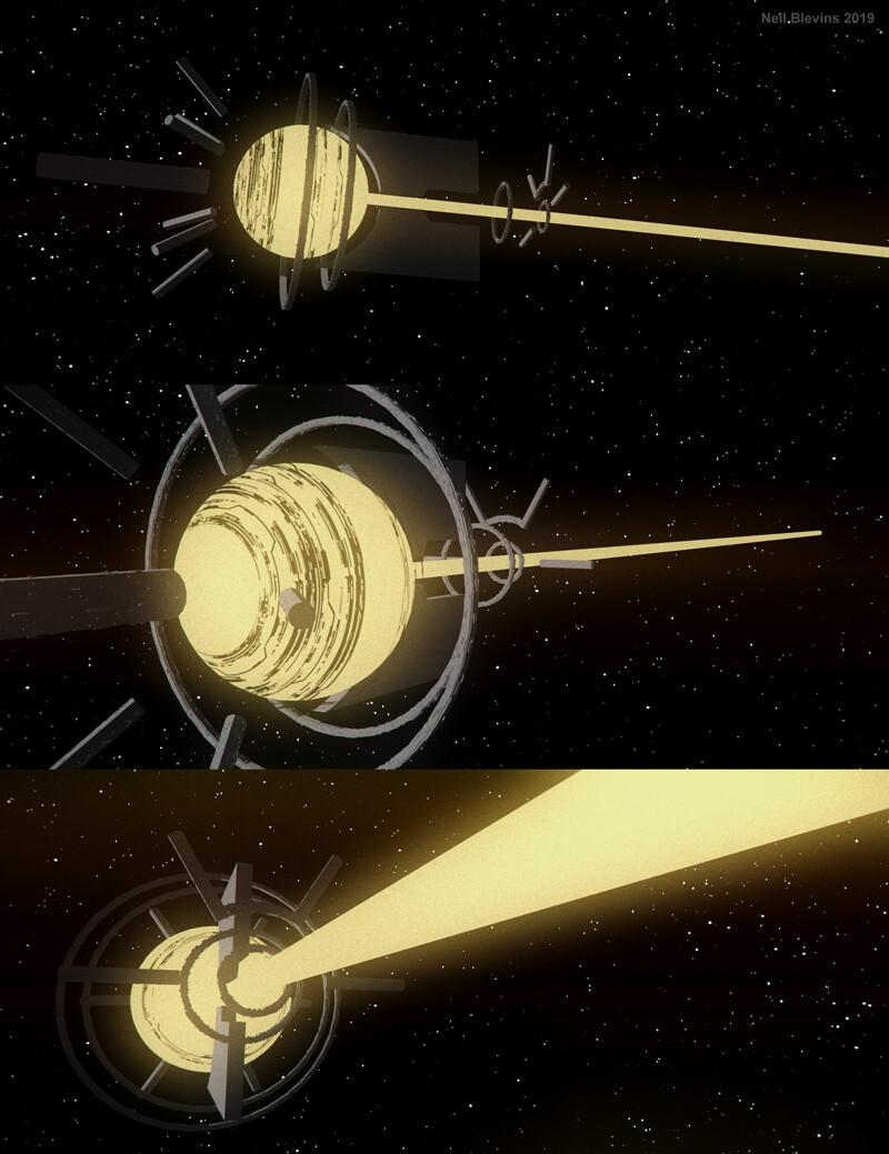 Neil blevins megastructures 12 nicoll dyson laser 3d sketch