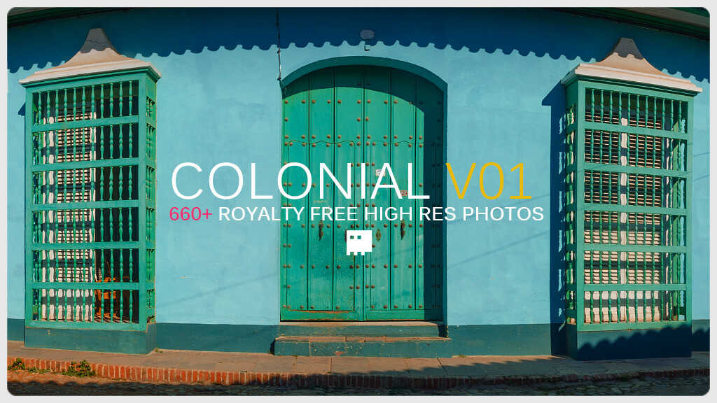 Daniel bayona colonial caribbean v01 cover01