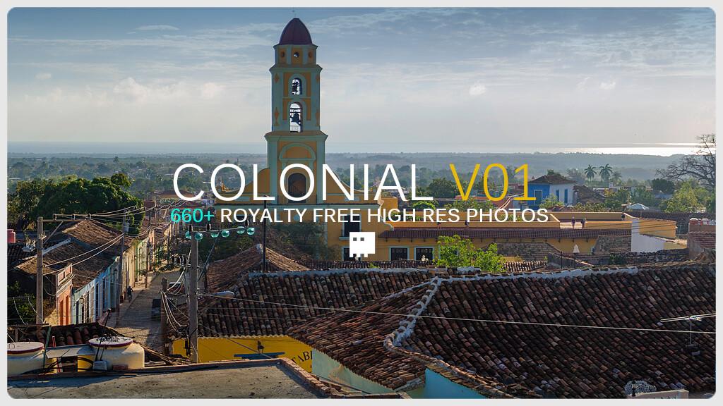 Daniel bayona colonial caribbean v01 cover03