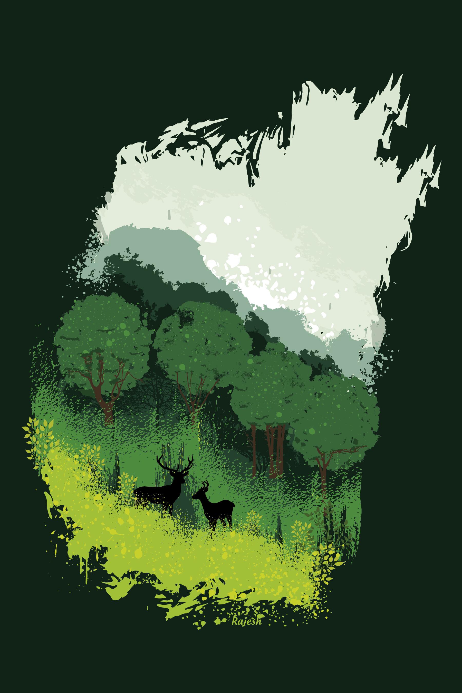 Rajesh r sawant komkan 20 deers