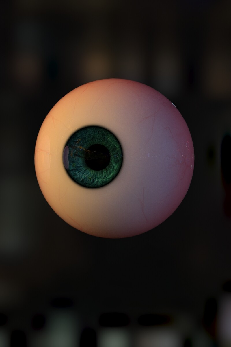 Keishu nakao eye