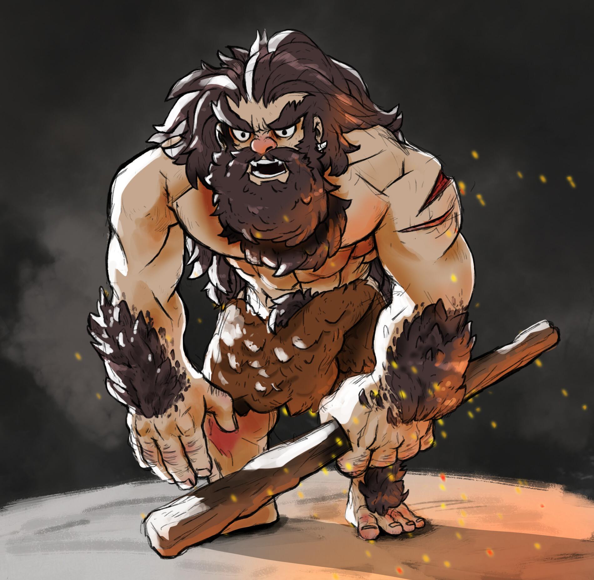 Présentation Kazeda ! Alize-giraud-caveman-cdc