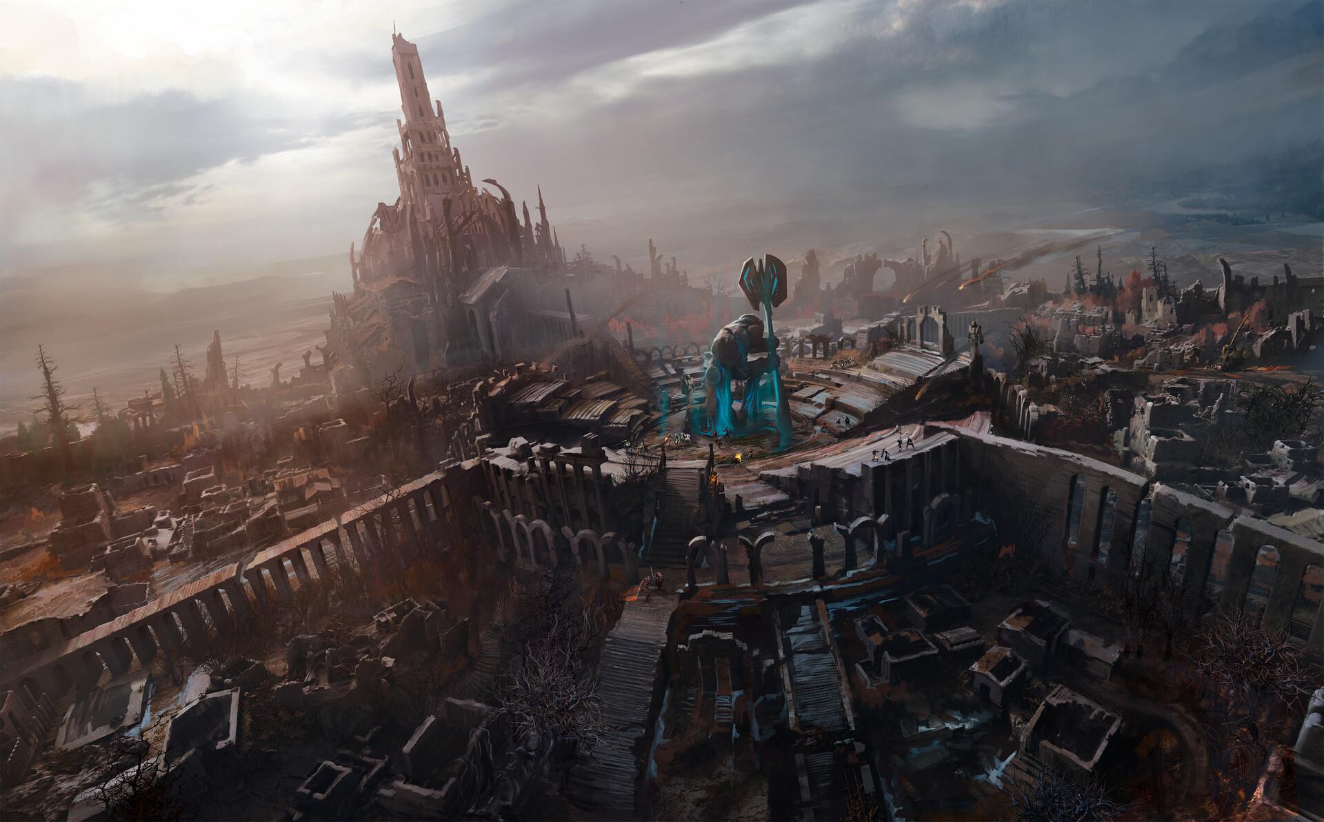 Sergey vasnev vaki games concept arena 2