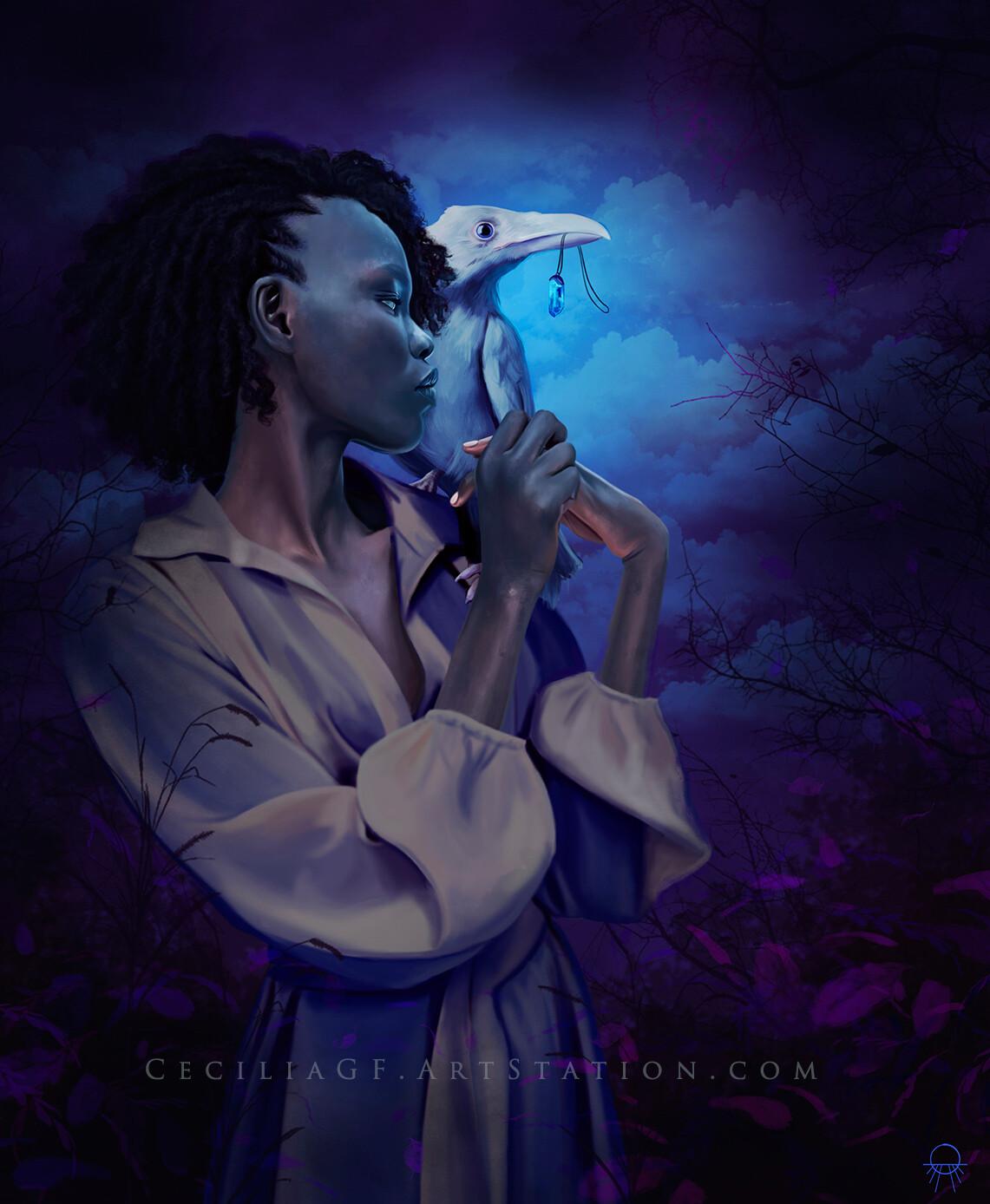 Cecilia g f null moon