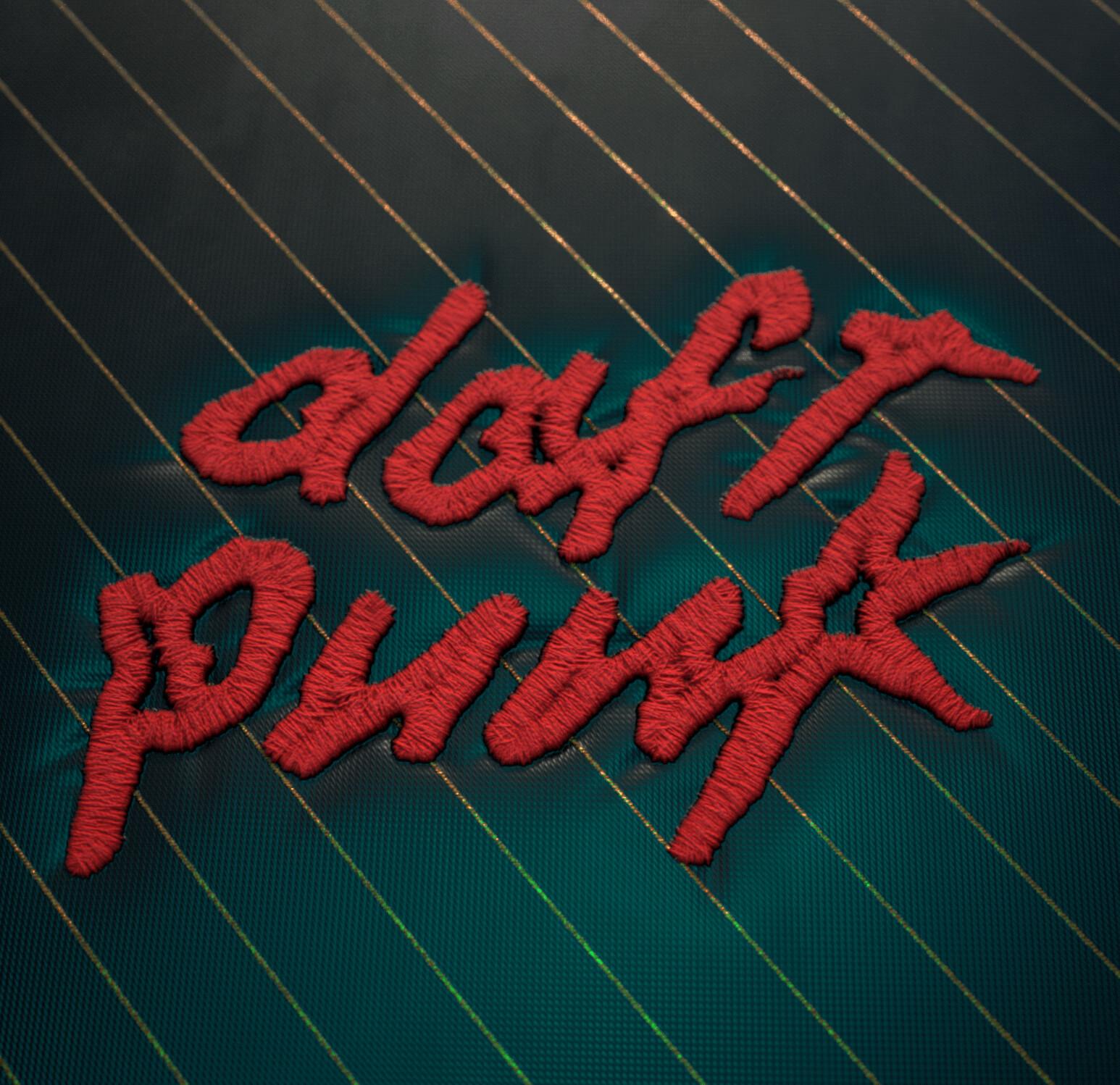 Daft Punk Logo as Input
