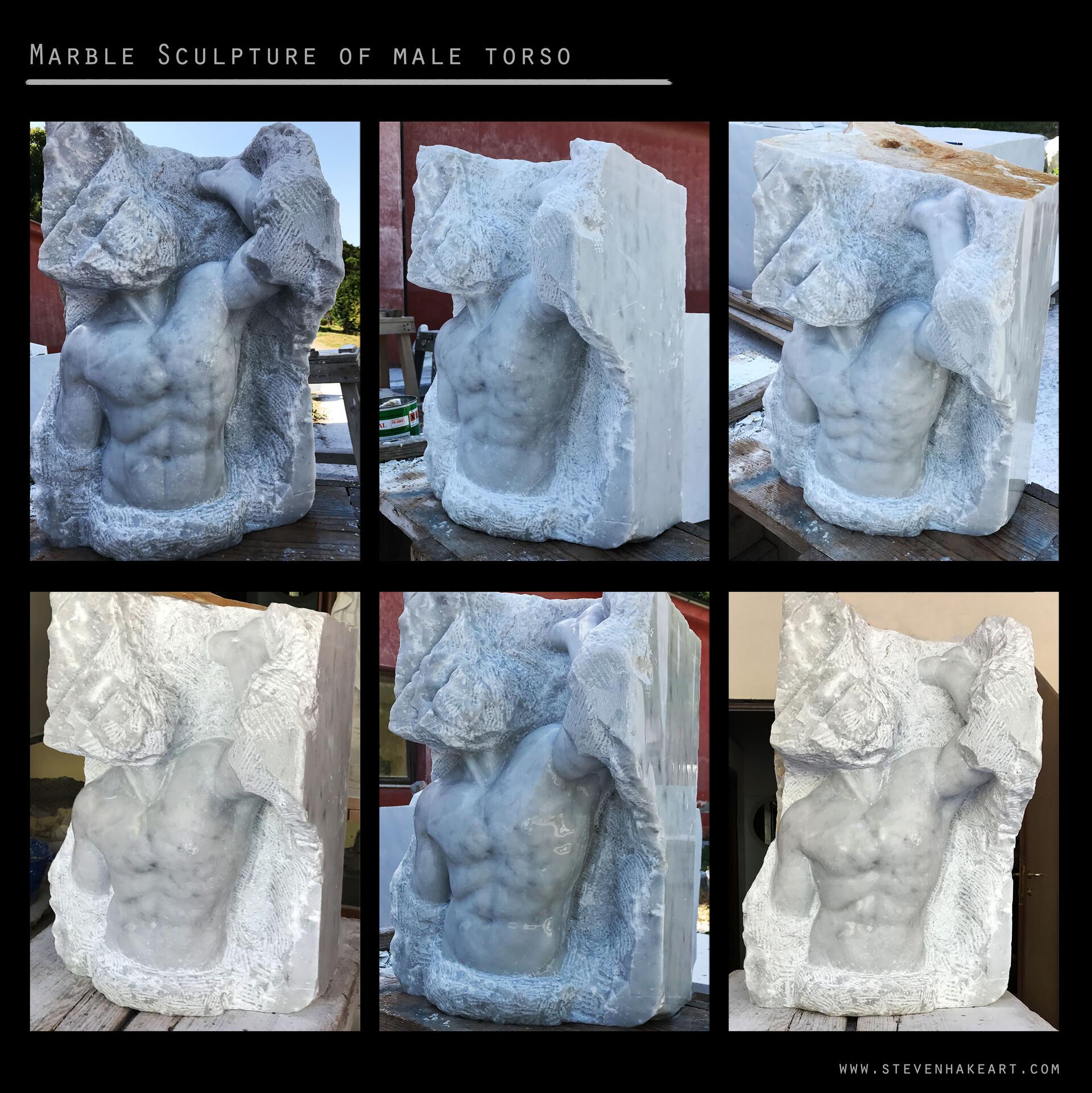 Steven hake marblesculpture stevenhake 2