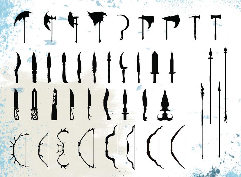Kendra voyce weapons