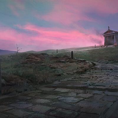 Miguel sastre roman temple 1