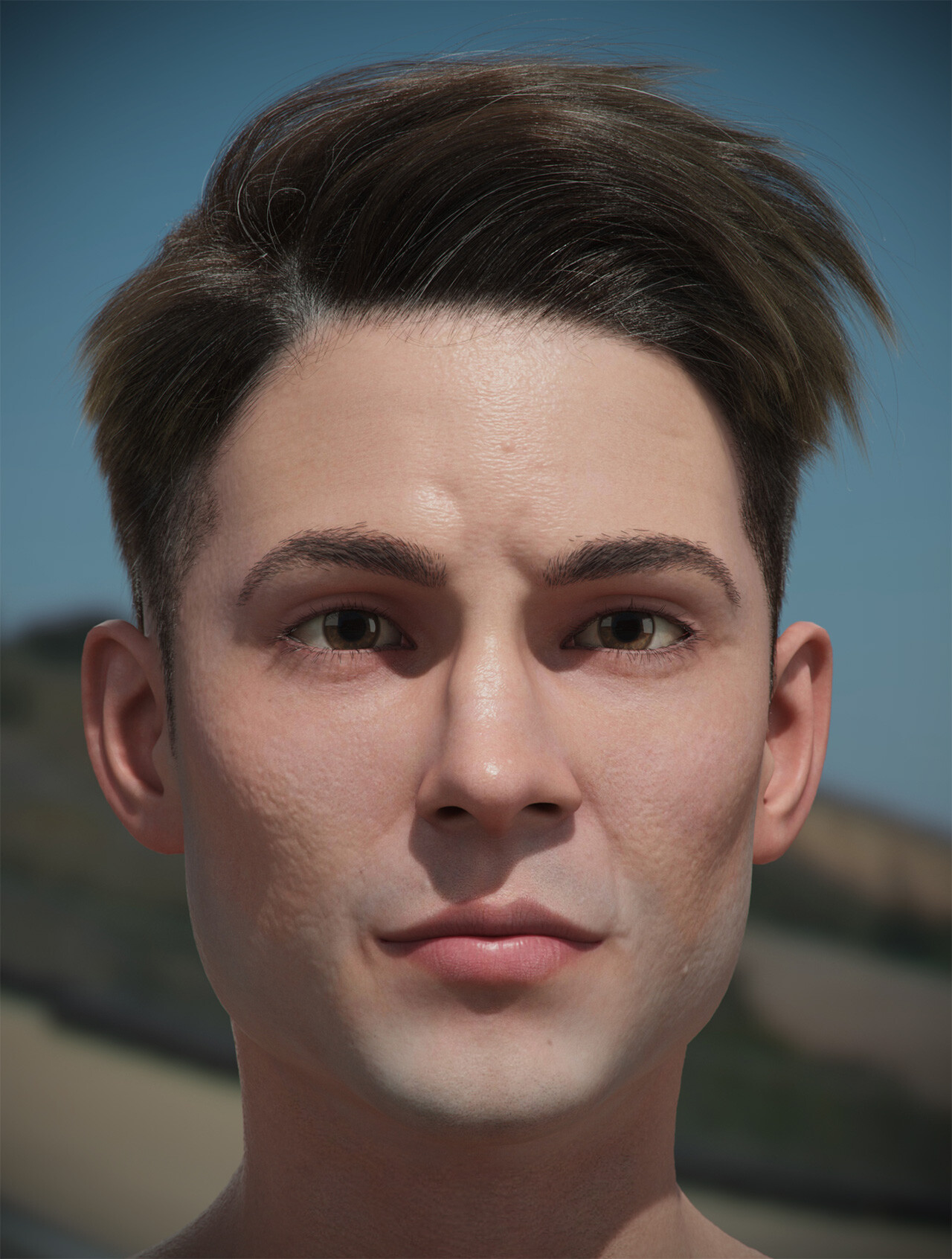 Andrew krivulya genry haircut 1 by akcharly cam00