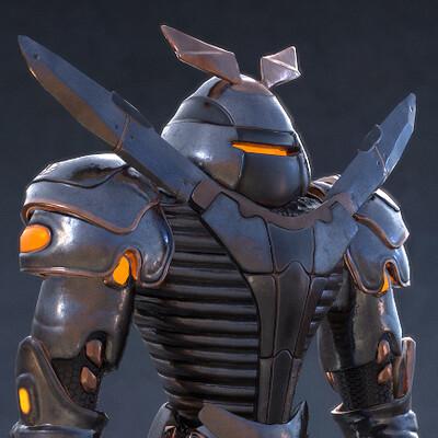Igor khabibov robot 0000