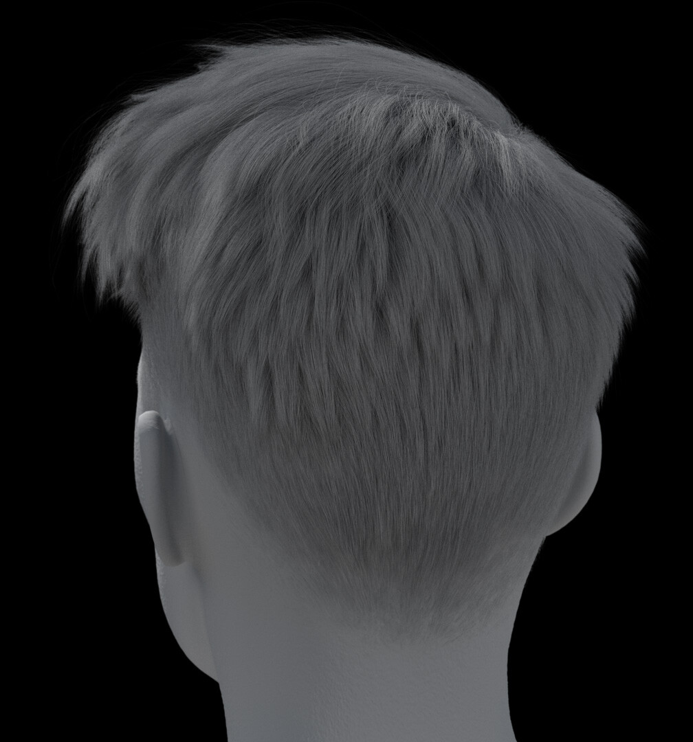 Andrew krivulya genry haircut 1 by akcharly shade 03