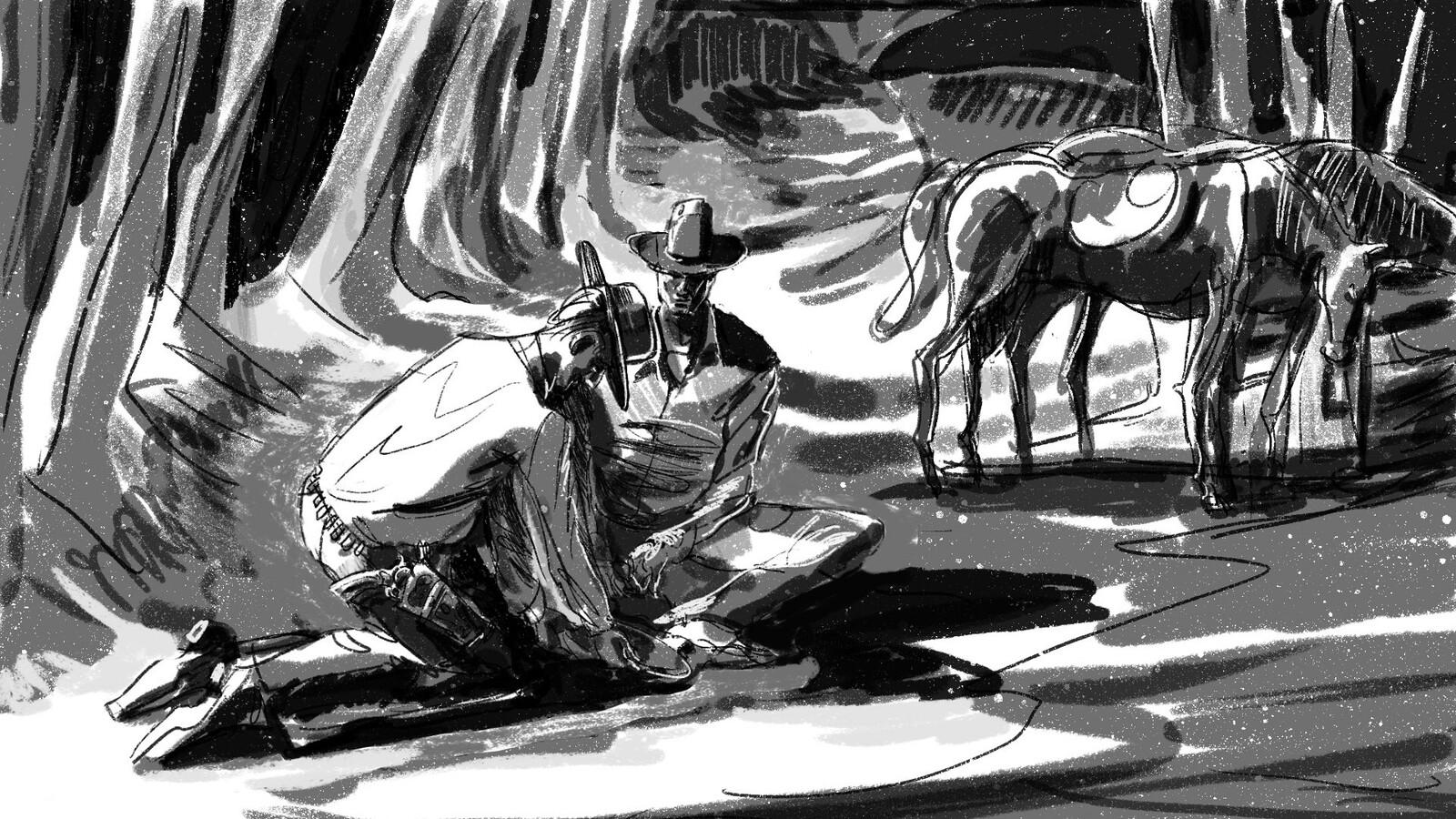 frame #5 Western film