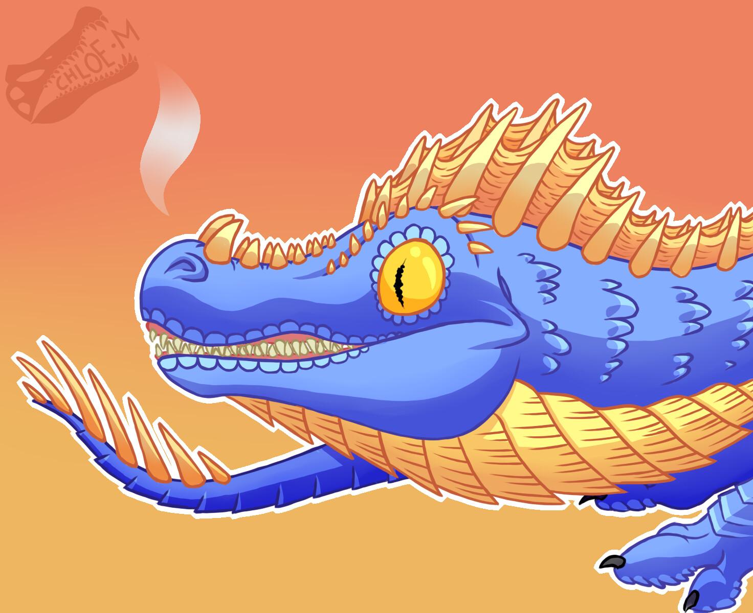 Chloe mccann dragon 2
