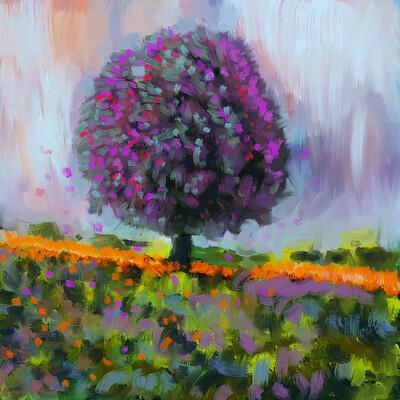 Spring Tree 021319