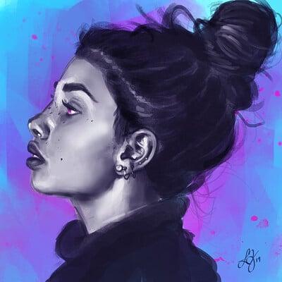 Lauren zielinski girl sketch01