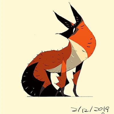 Satoshi matsuura 2019 02 12 fox s