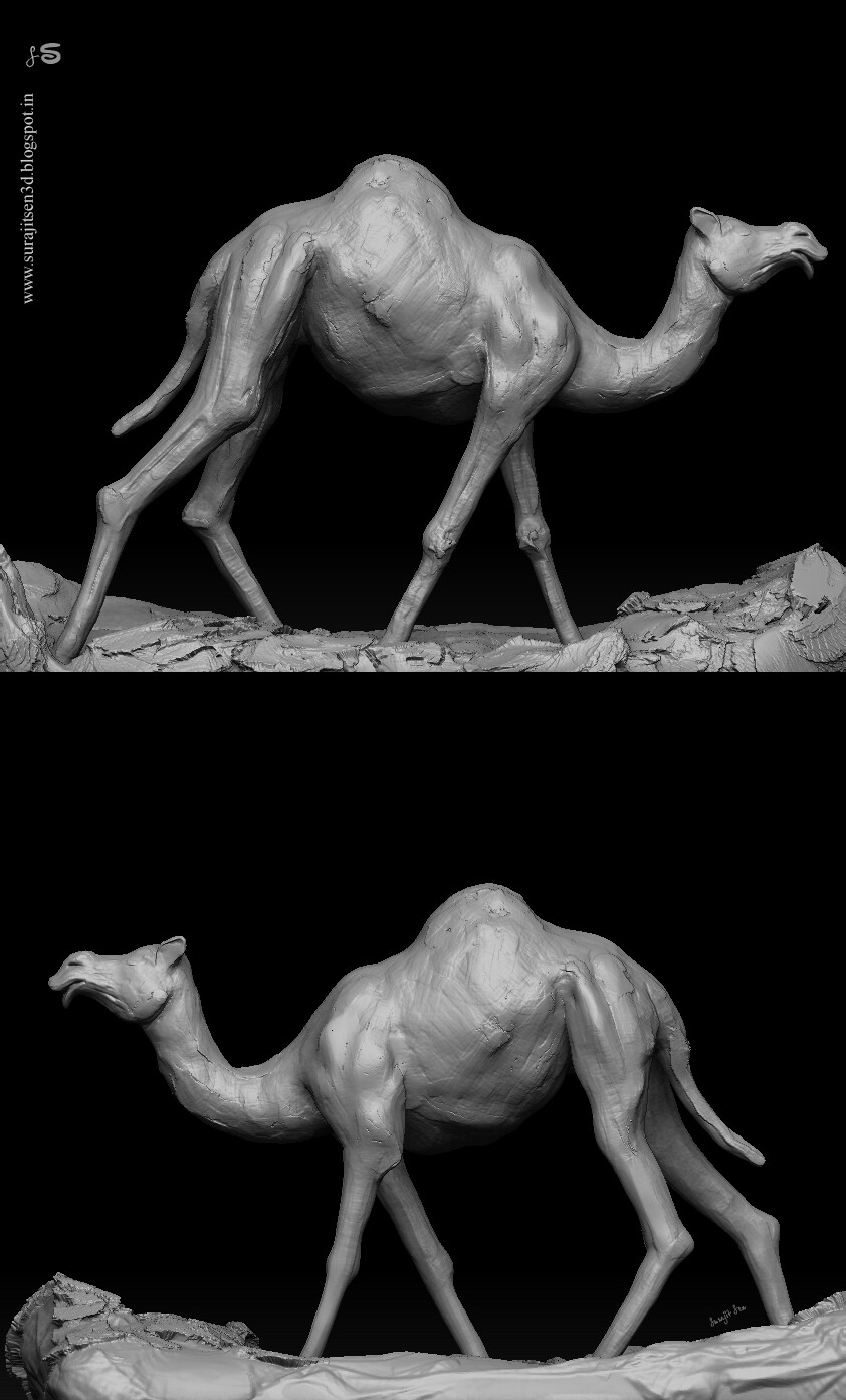 #blocking #digitalsculpting #doodle #quicksculpt