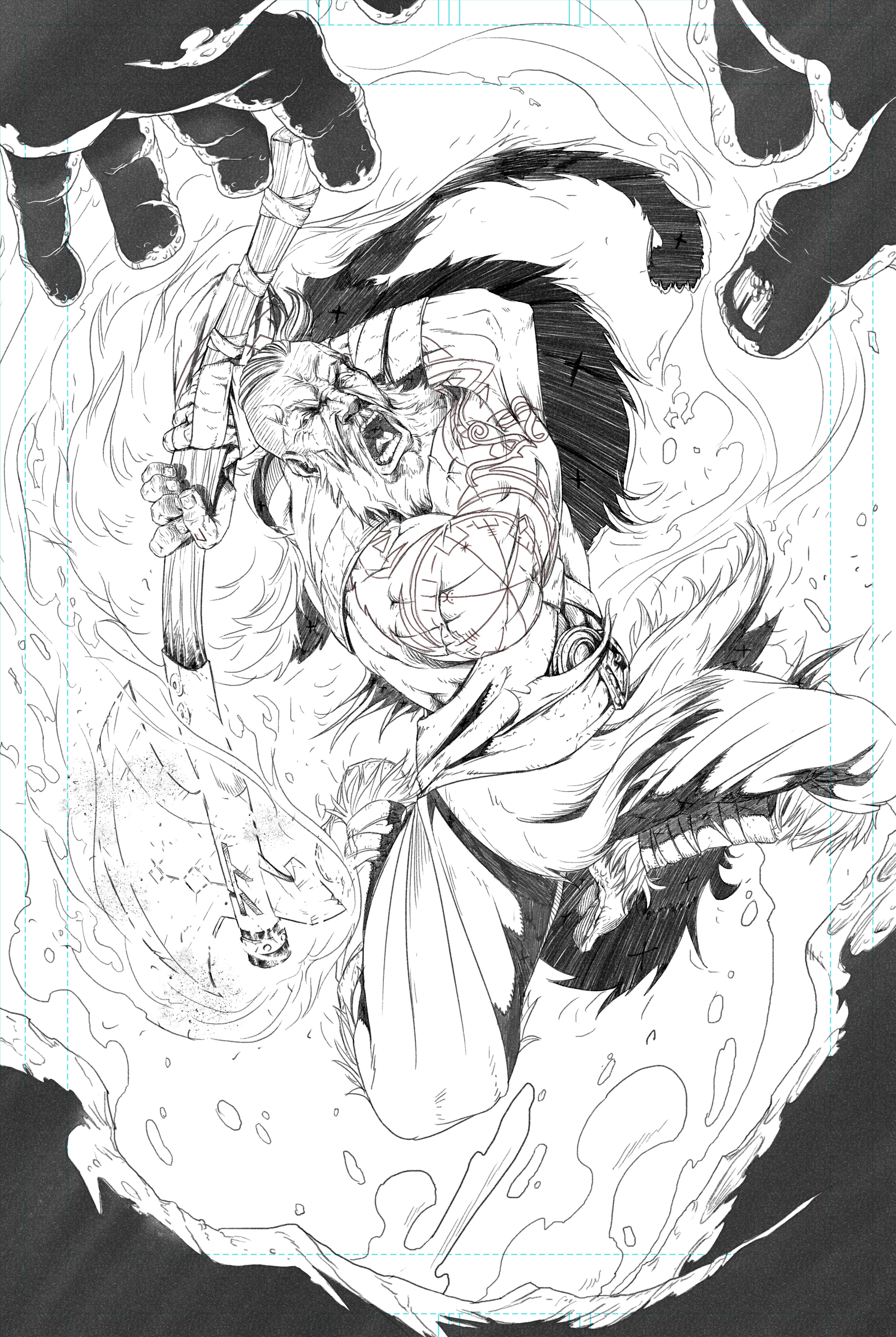 Page 3 - Pencil Art