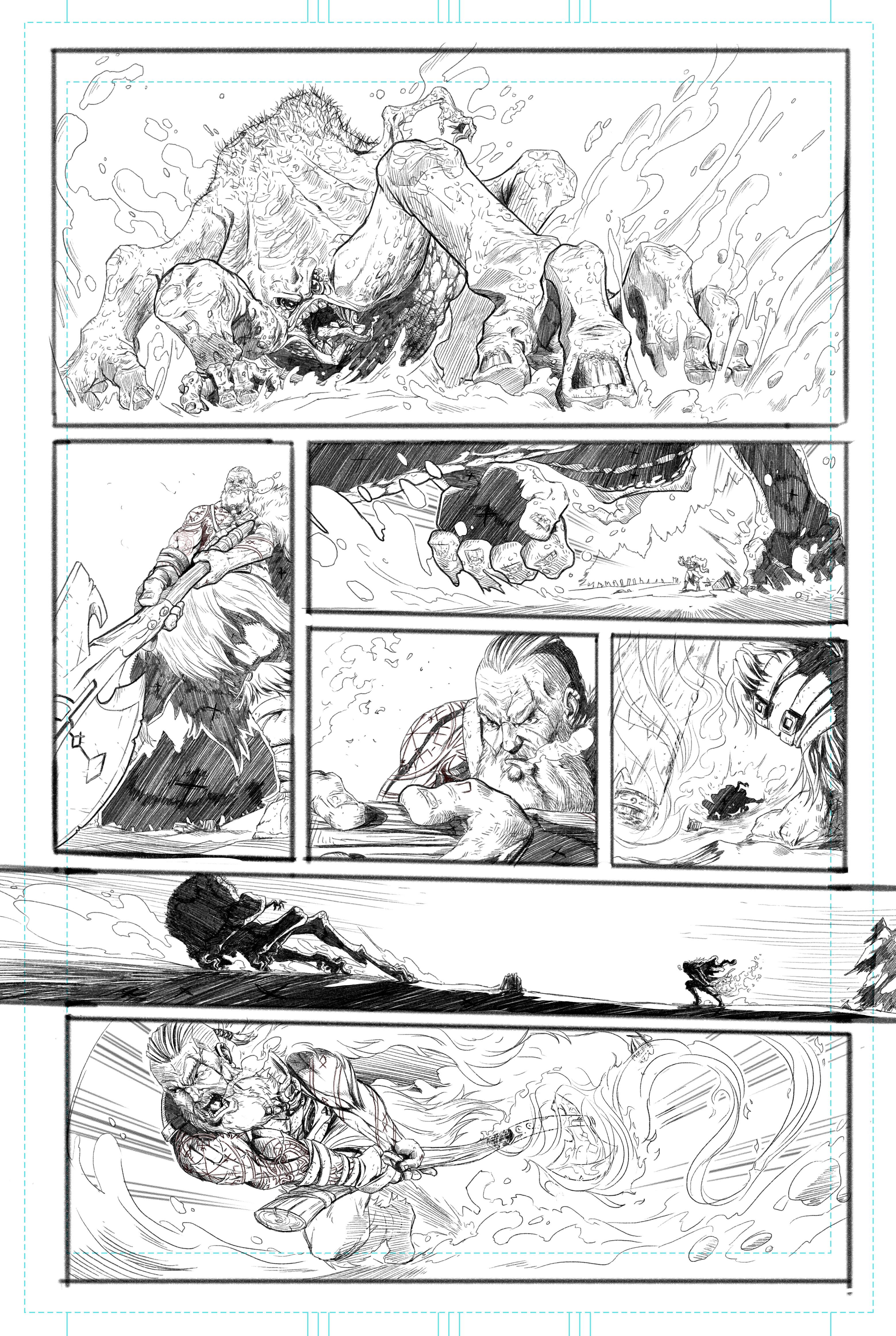 Page 2 - Pencil Art