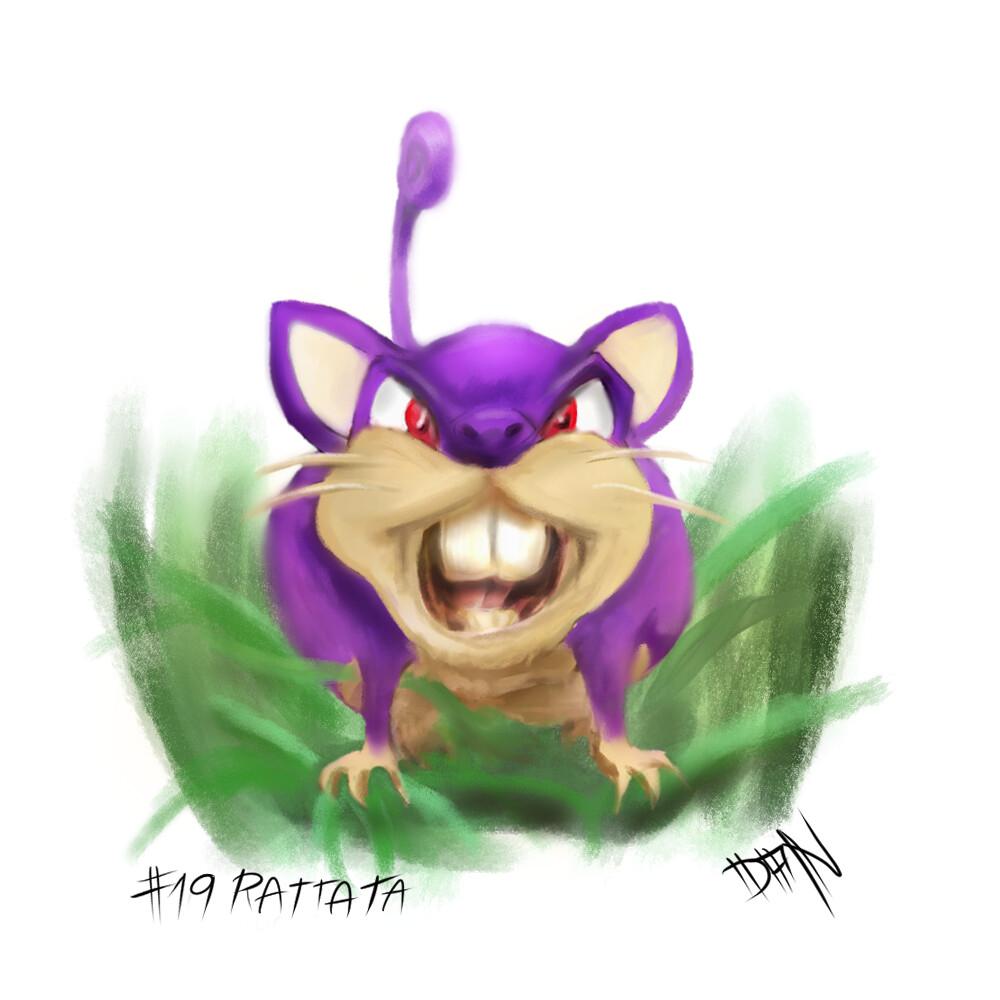 19 - Rattata
