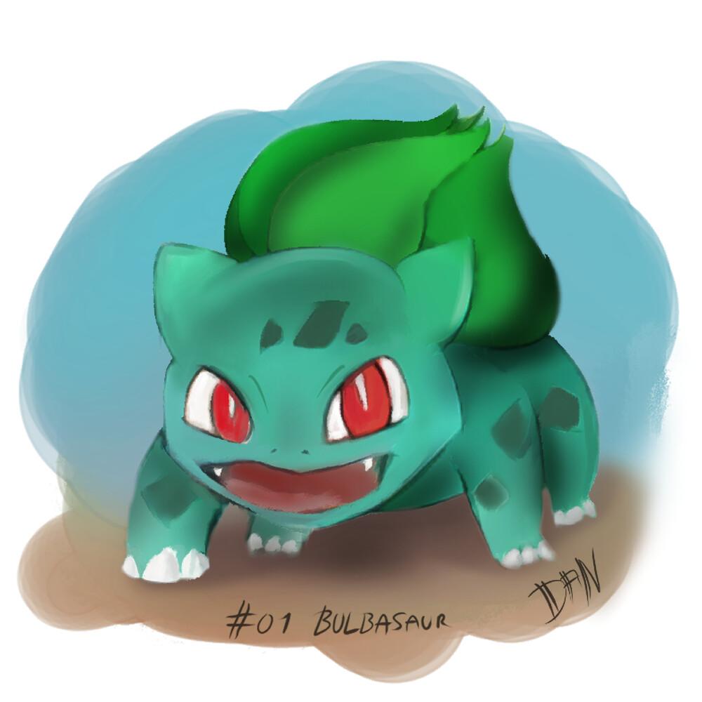 01 - Bulbasaur