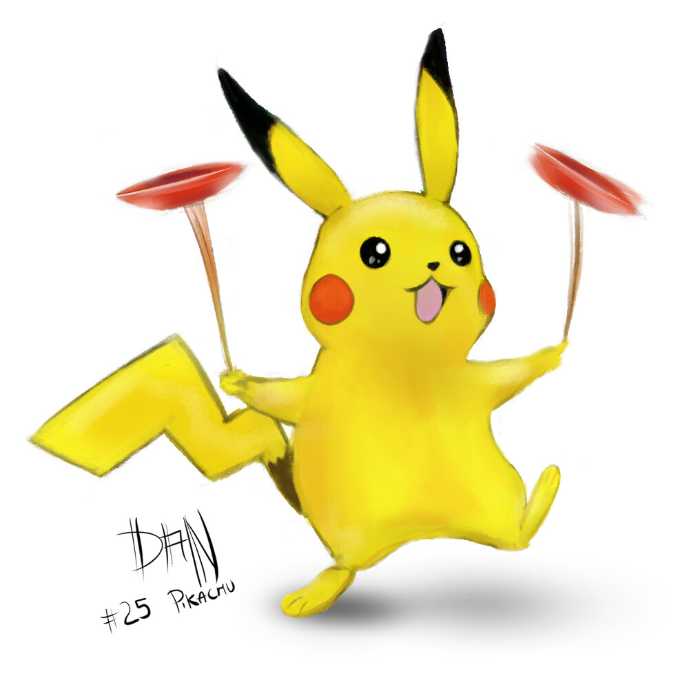 25 - Pikachu