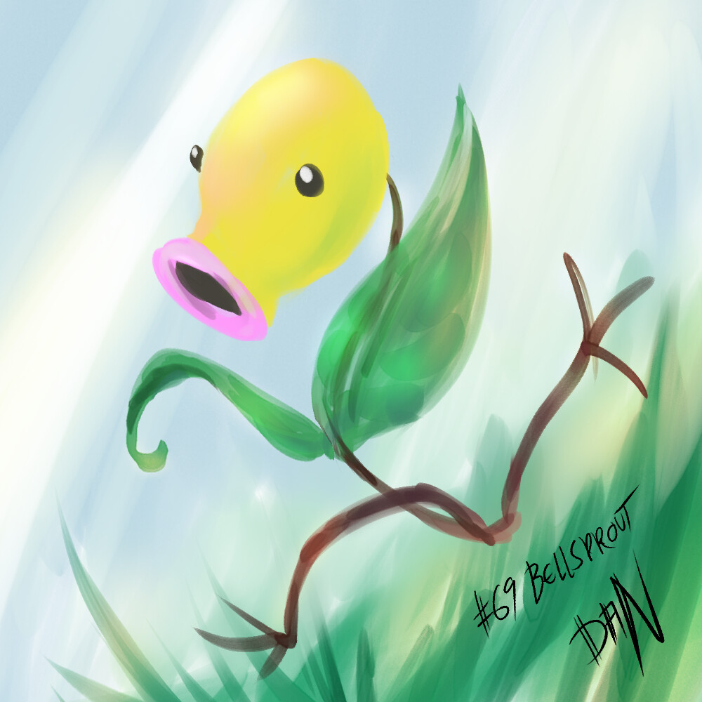 69 - Bellsprout