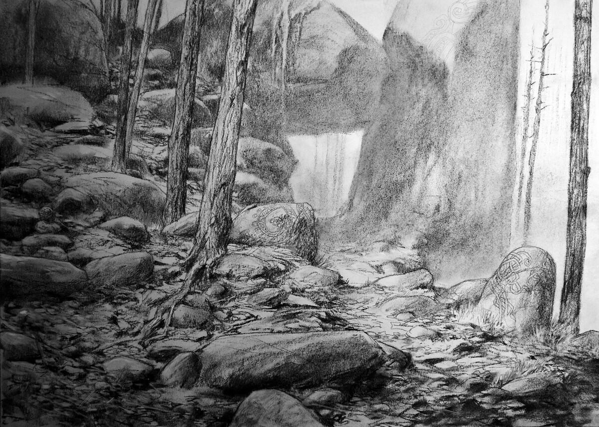 Adrian smith ram scenic bg drawing lo