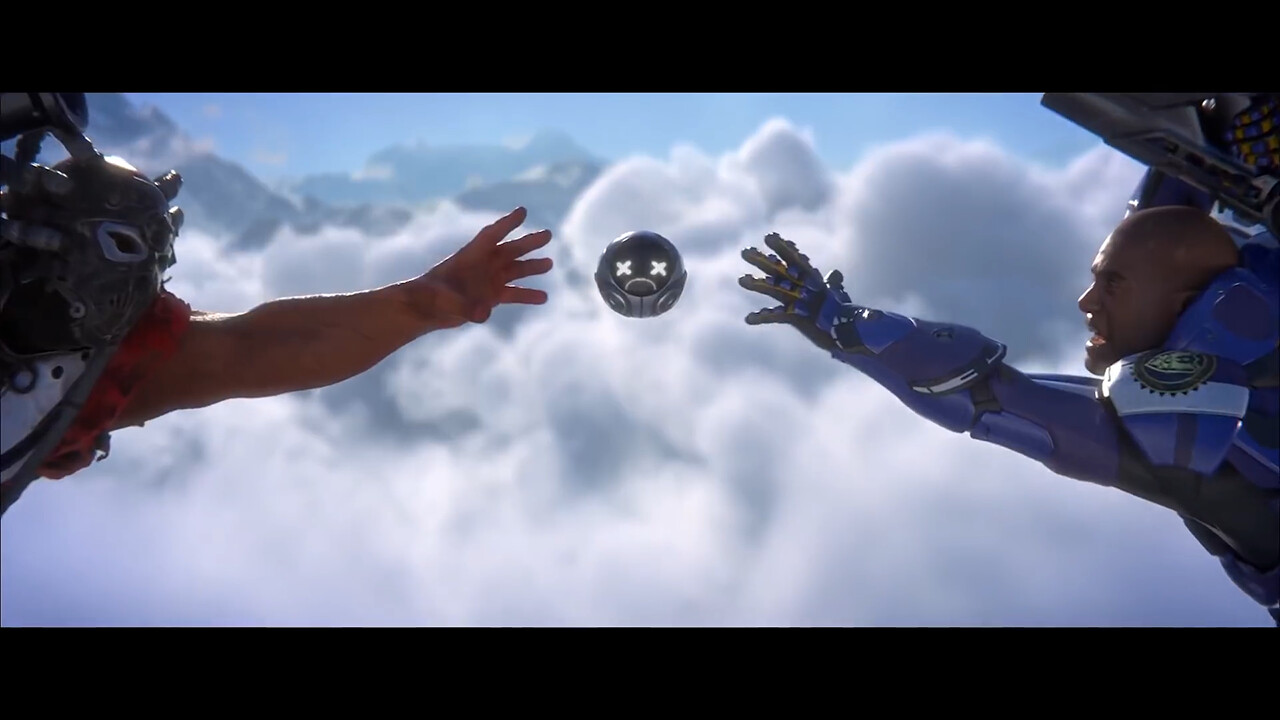 Lawbreakers Cinematic (Blitz Ball)
