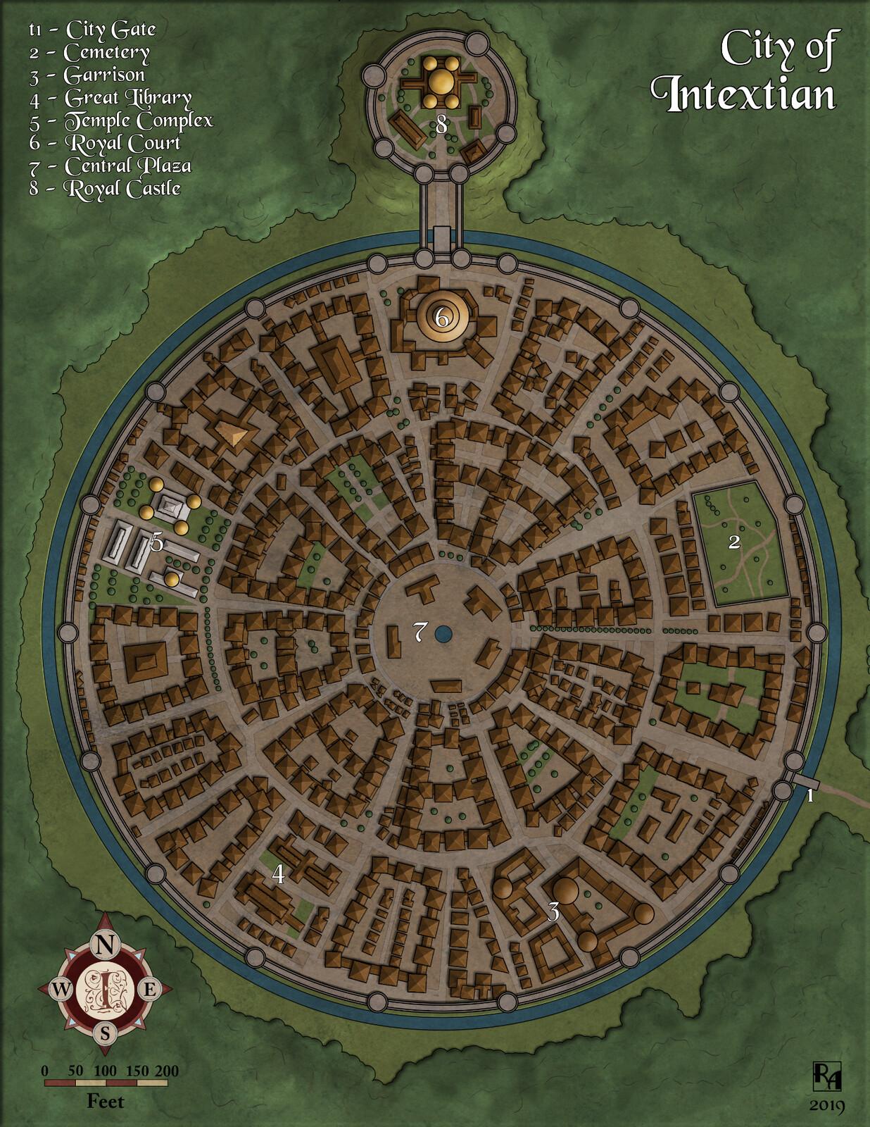 City of Intextian