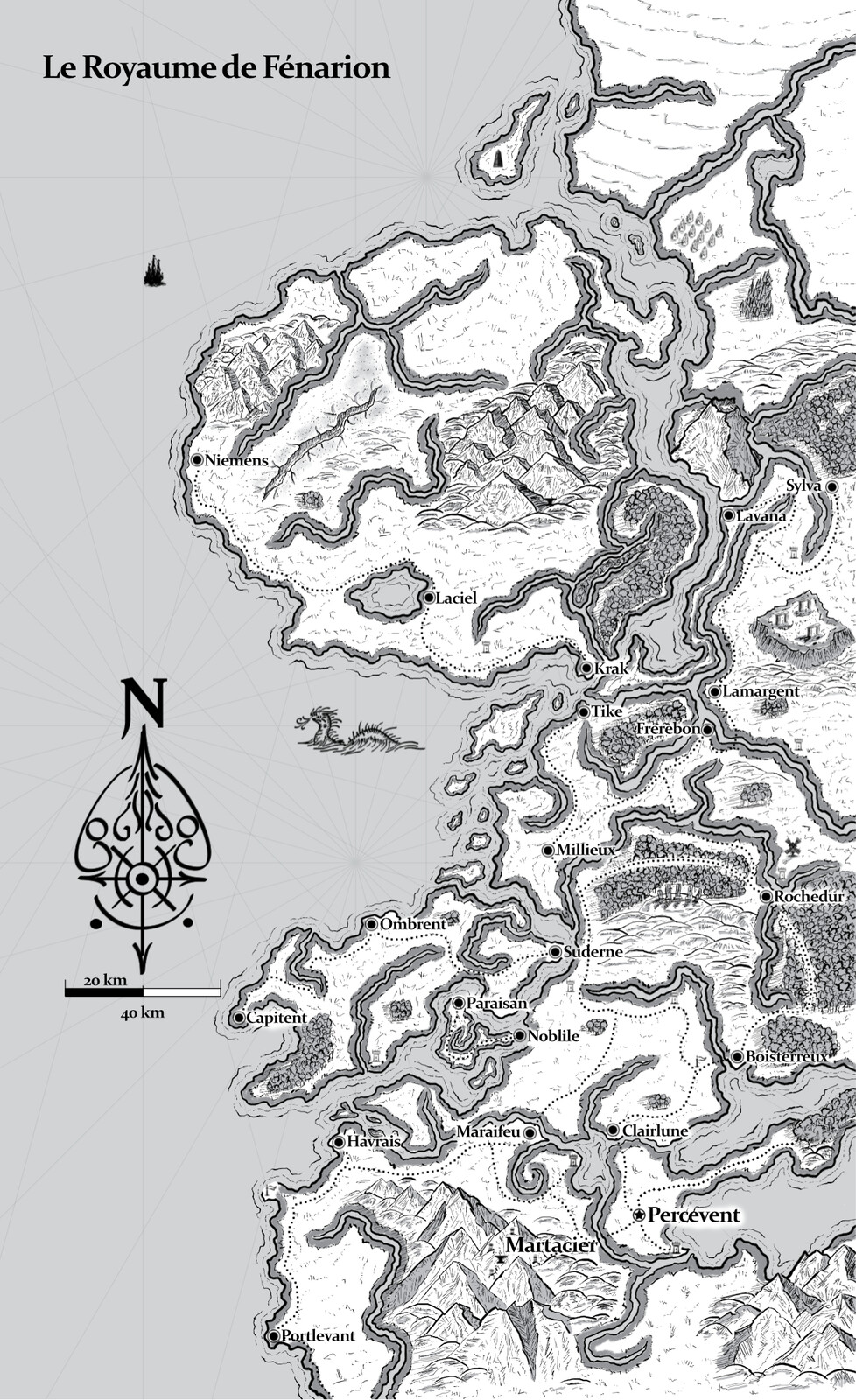 Le Royaume de Fénarion