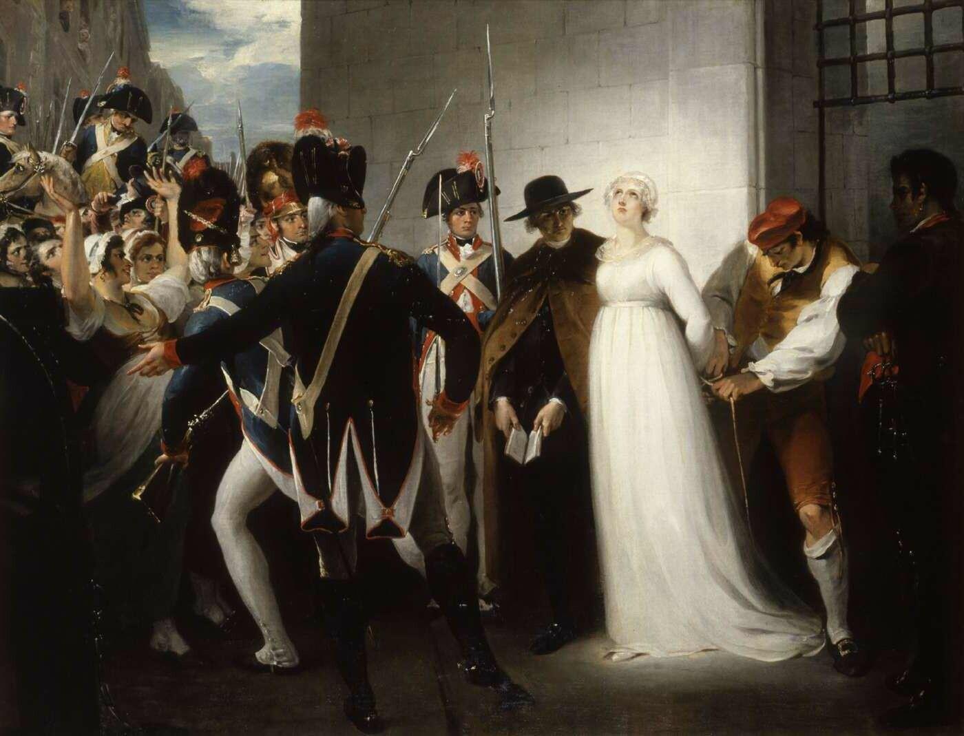 Original painting by William Hamilton (1794)