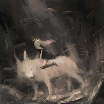 Alex chow riding the wolf full no logo