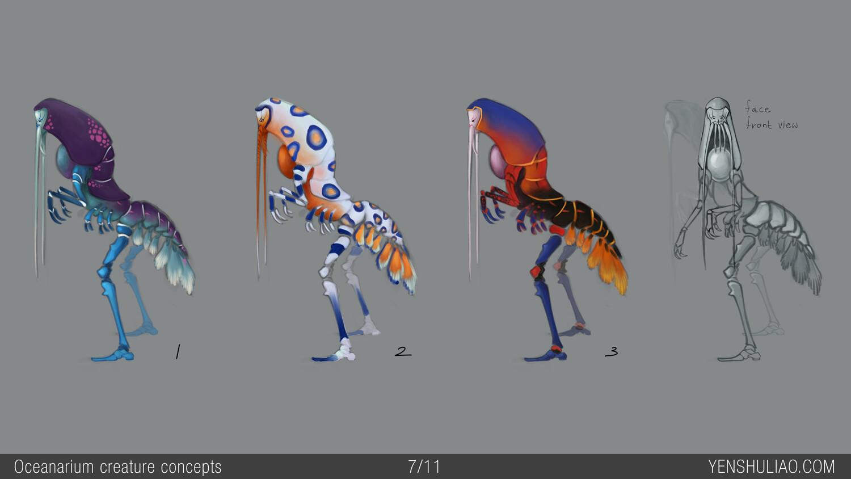 Oceanarium - VR experience creatures
