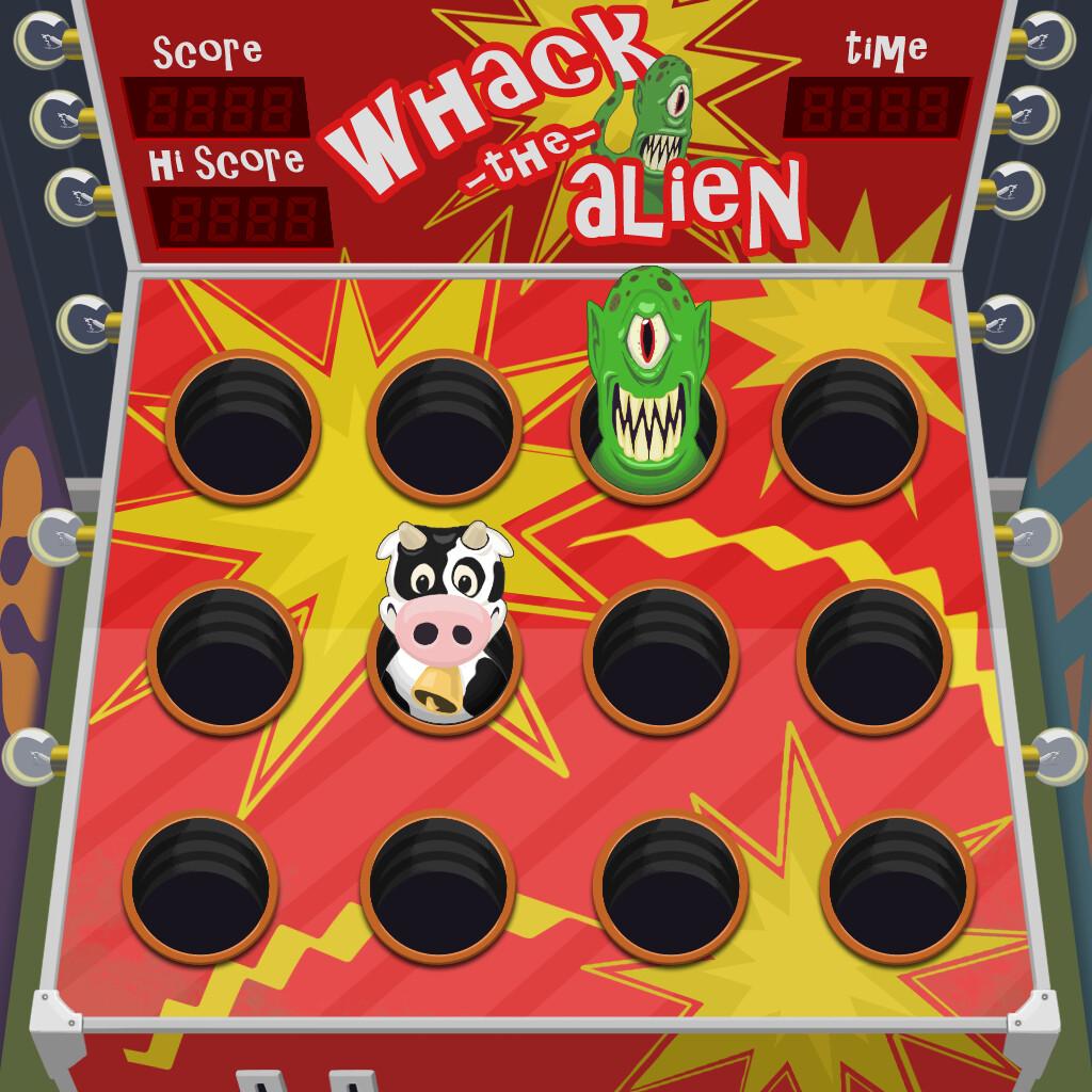 Julian vidales whack the alien1