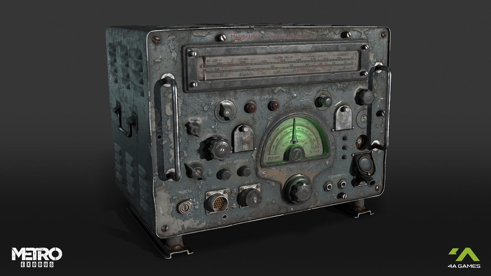 Andrew zelfit mykhailov radio 001