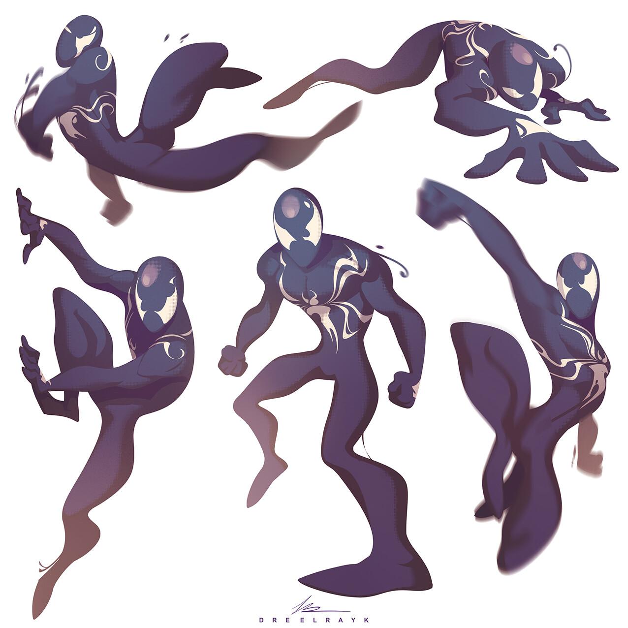 Valerio dreelrayk buonfantino black spiderman