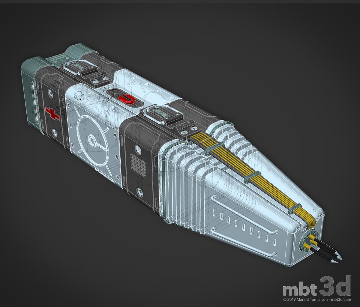 Mark b tomlinson module two 08