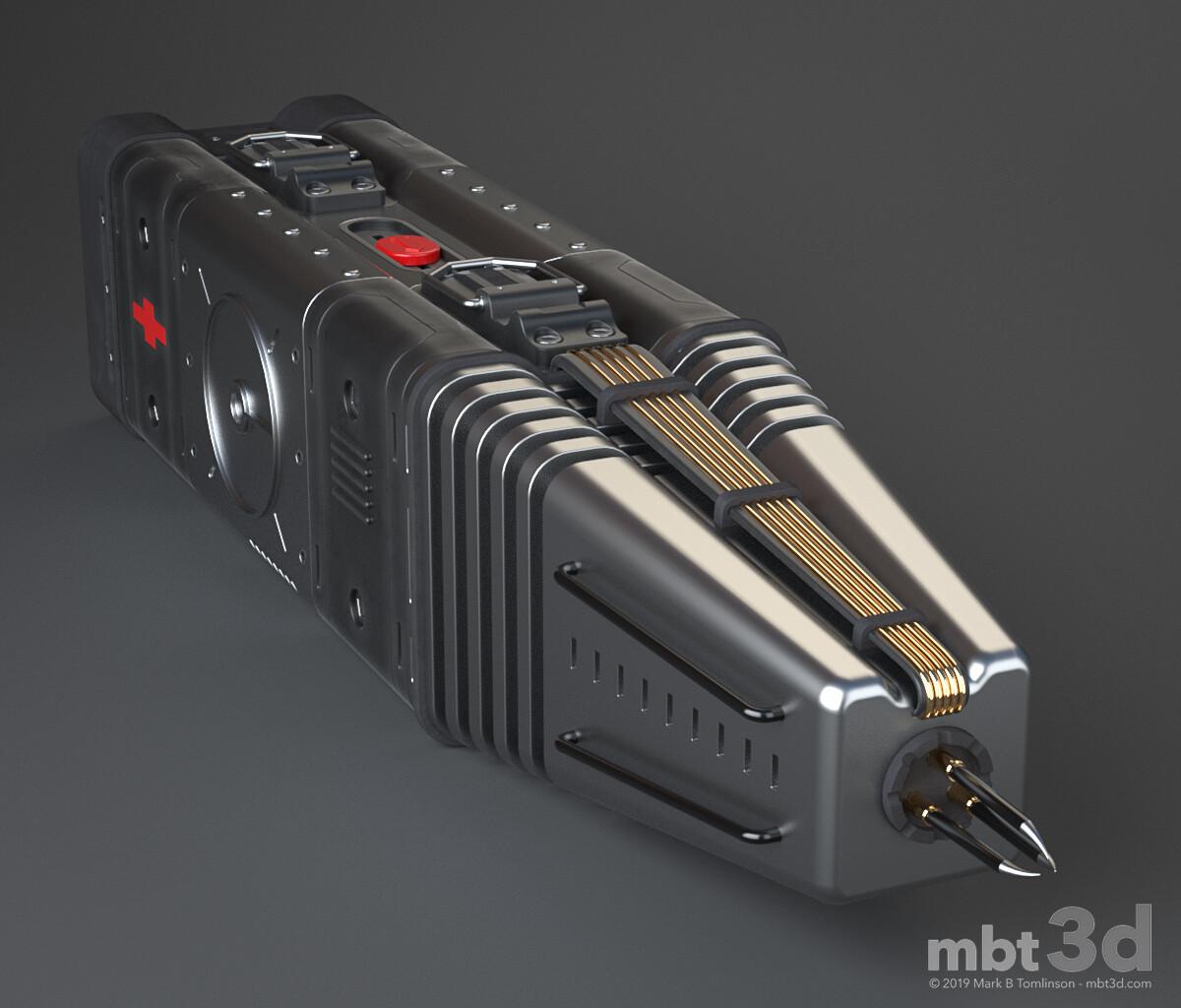 Mark b tomlinson module two 05
