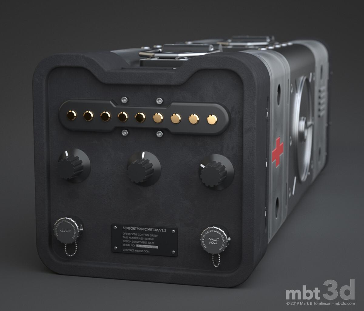 Mark b tomlinson module two 04