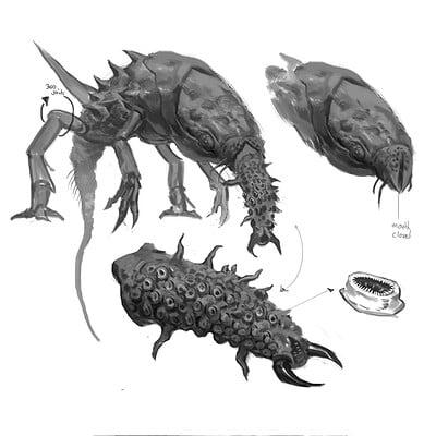 Raph lomotan eater