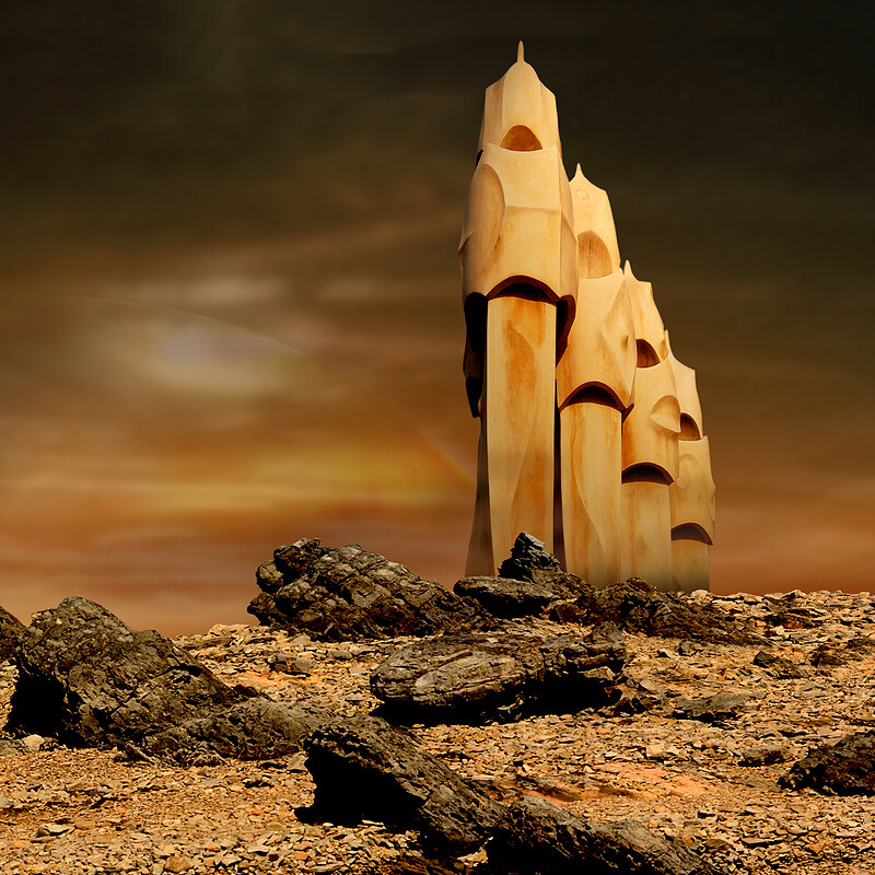Towers of Icarus II