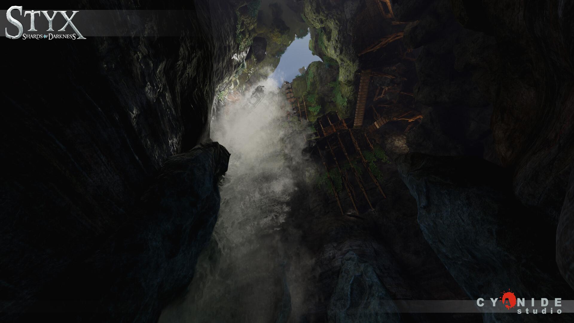 Artstation Styx Shards Of Darkness Hakim Tekki