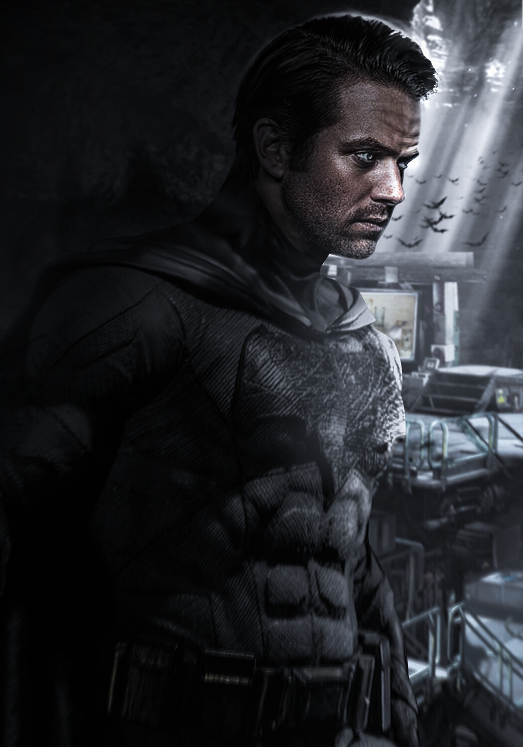 Image result for armie hammer batman