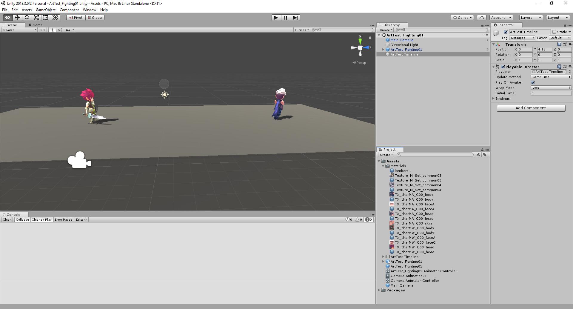 ArtStation - 3D Animation Production, Nattapol Tumwasorn