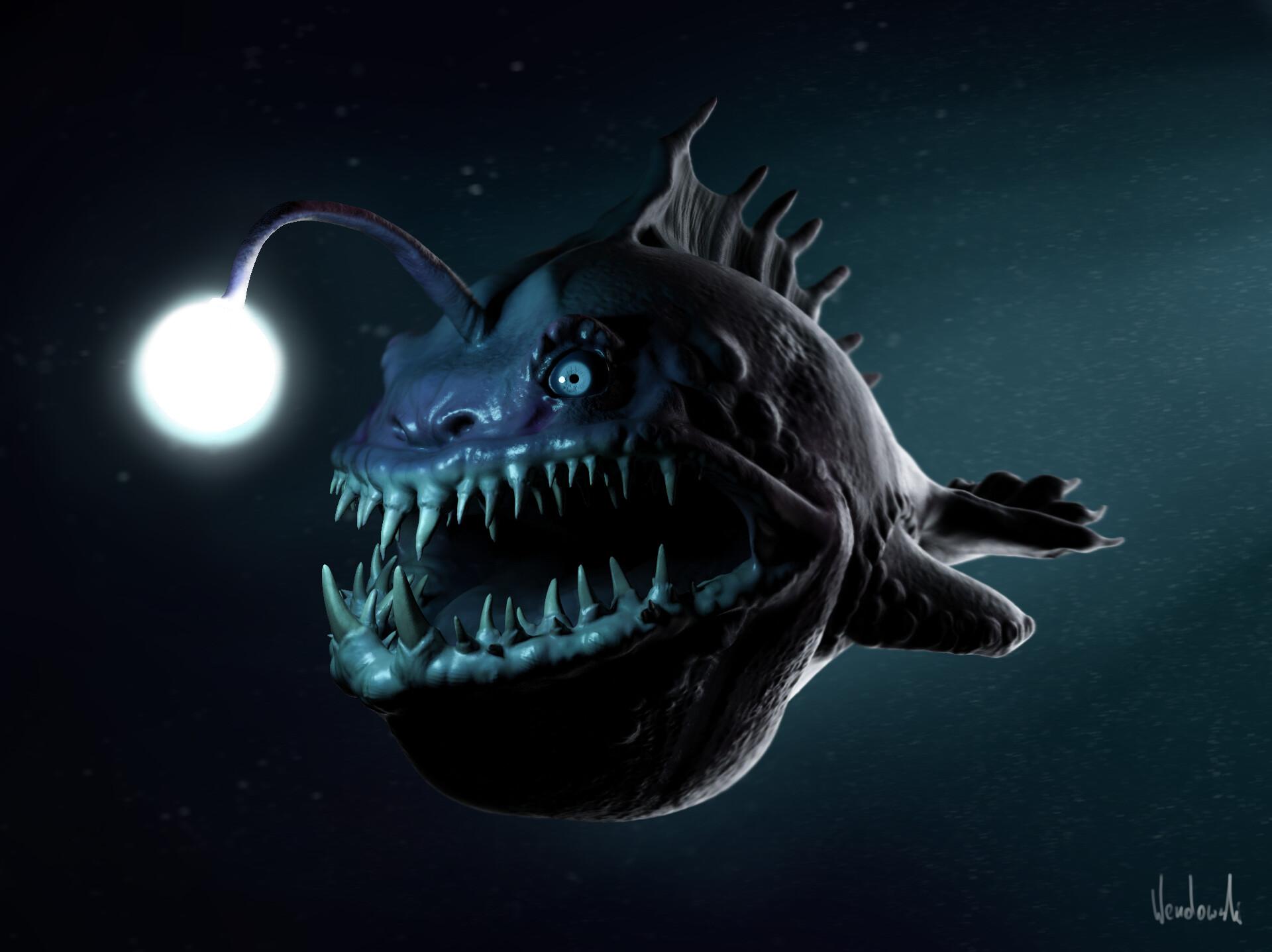 Mateusz wendowski deep sea devil final