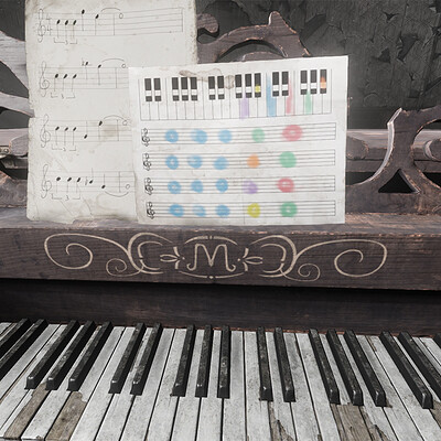 Barrett meeker pianomusic