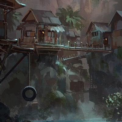 Raph lomotan pool